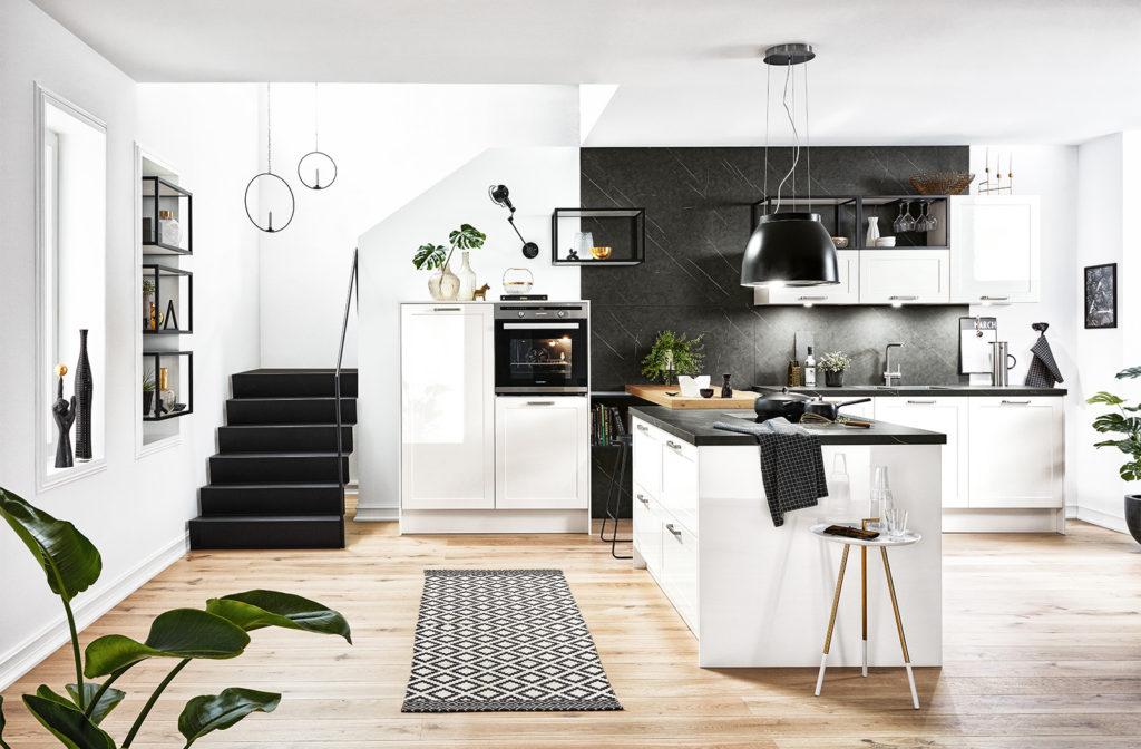 Häcker keuken wit